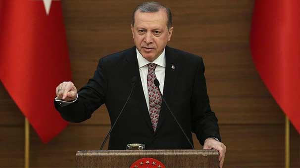 """Cumhurbaşkanı Erdoğan'dan Flaş Açıklama: """"El Bab Nihai Hedef Değil, Asıl Hedef.."""""""