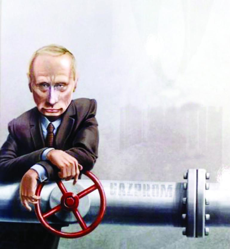Rusya Doğal Gazı Kıstı