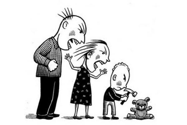 Aile İçi Şiddet Çocukları Suça Yönlendiriyor