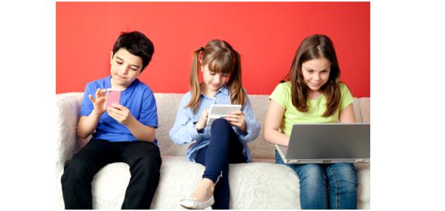 Çocuklarınız Sanal Bağımlı Olmasın