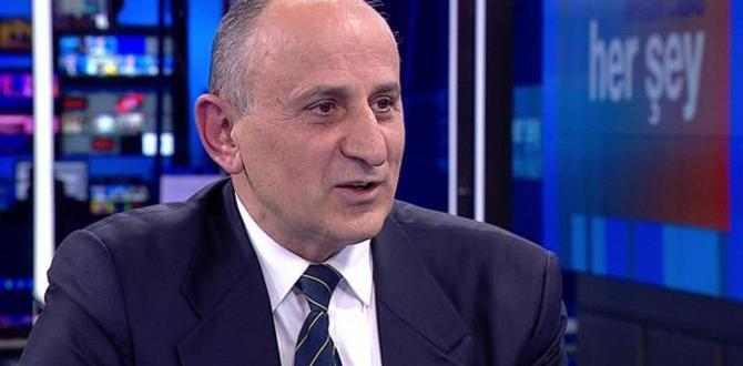 Emekli Albay Dursun Çiçek'ten Ak Partiye Aklama