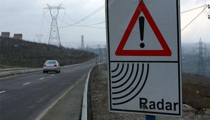 Radar Cezasını İptal Ettirmek İçin Mahkemeye Başvurdu