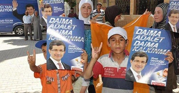 Referandum Olursa 500 Bin Suriyeli Oy Kullanabilir