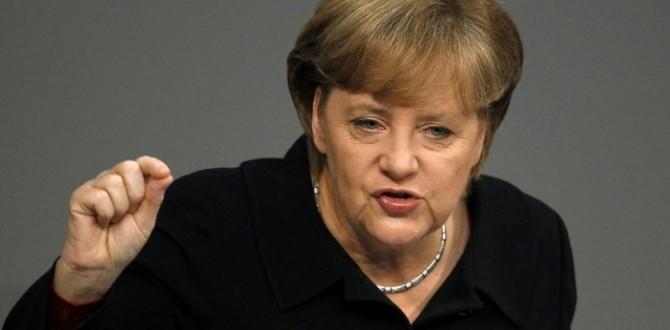 Merkel'den Erdoğan'ı Kızdıracak Hareket