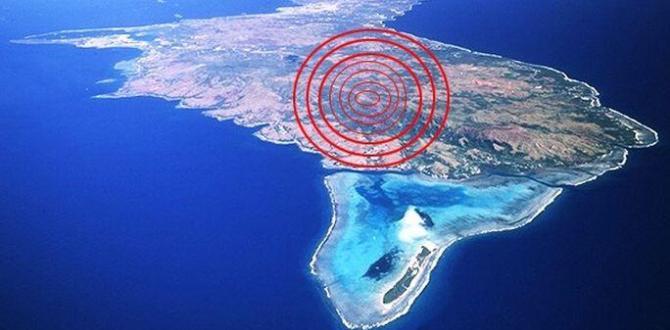 Büyük Okyanus'ta 7.3 Büyüklüğünde Deprem Oldu