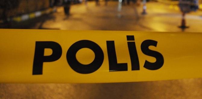 Adana'da İki Aile Arsındaki Kavga Kanlı Bitti: 1 Ölü, 5 Yaralı