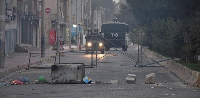 Silopi'de Sokağa Çıkma Yasağı Yarın Kalkıyor