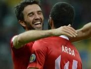 A Milli Takım Euro 2016 Kadrosu Açıklandı