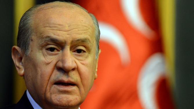 MHP Lideri Devlet Bahçeli'den CHP'nin Tavrına Sert Eleştiri