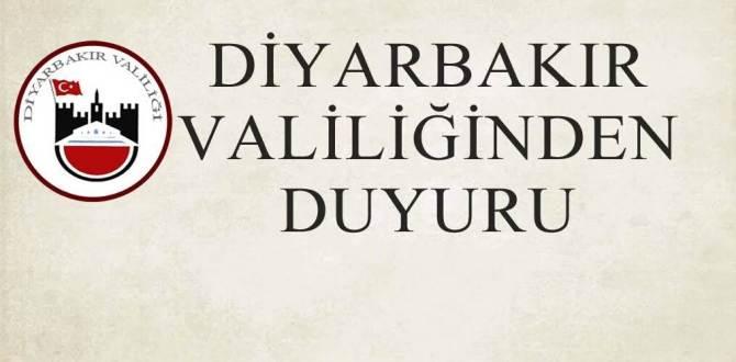 Diyarbakır Valiliğinden Son Dakika Açıklaması: Lice, Kulp, Silvan ve Harzo'daki Operasyon Sona Erdi