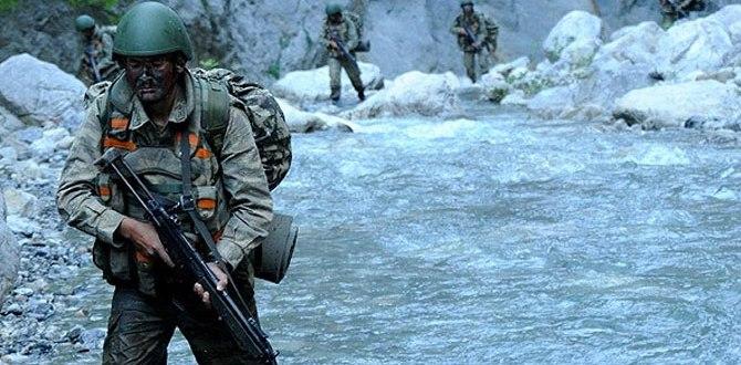 170 Ödüllü Komando Uzman Çavuş Otoyıkamacıda Çalışıyor