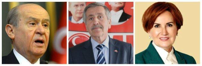 MHP'de Burdur İl Teşkilatı Görevden Alındı