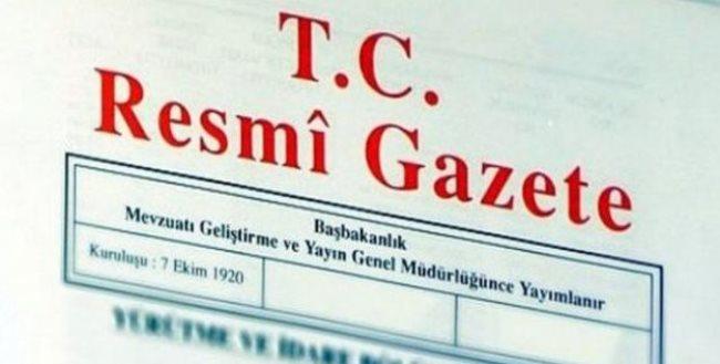 20 Ekim Tarihli Bakanlıklara Ait Atama Kararları Resmi Gazete'de