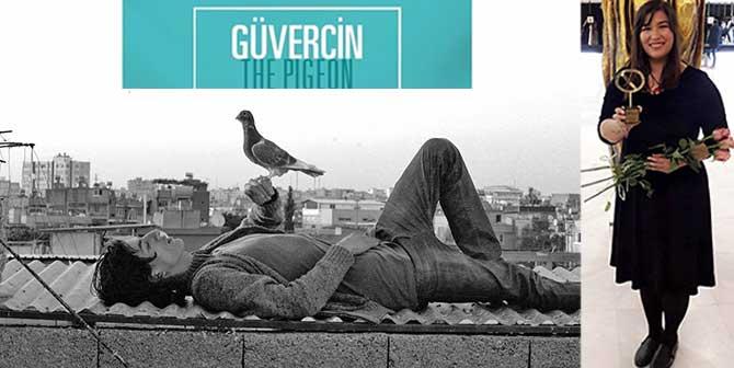 """Tamamı Adana'da Çekilen """" Güvercin """" Sofya Film Festivali'nde 'En İyi Yönetmen' ödülünü aldı"""