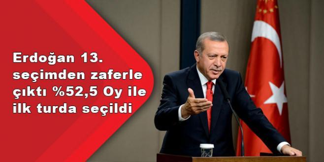 Erdoğan'dan bir zafer daha