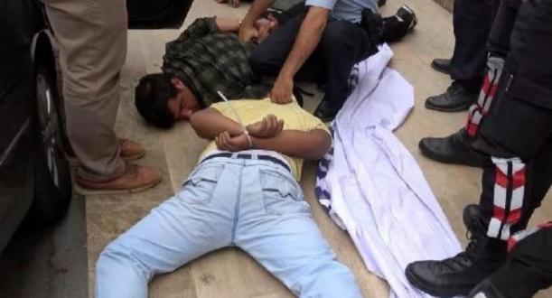 Adana'da polis, sarmalık yaprağı uyuşturucu sandı: Üç kişi gözaltına alındı